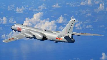 军情24小时:公众将首次零距离接触轰-6K飞机