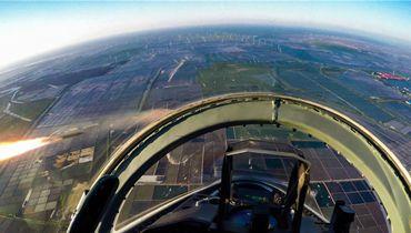 军情24小时:体验飞行员视角的天高云淡
