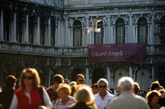 意域风情(二)圣马可广场,梦想在此启航