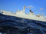 重磅!东海舰队荆州舰远海训练编队画面首次发布