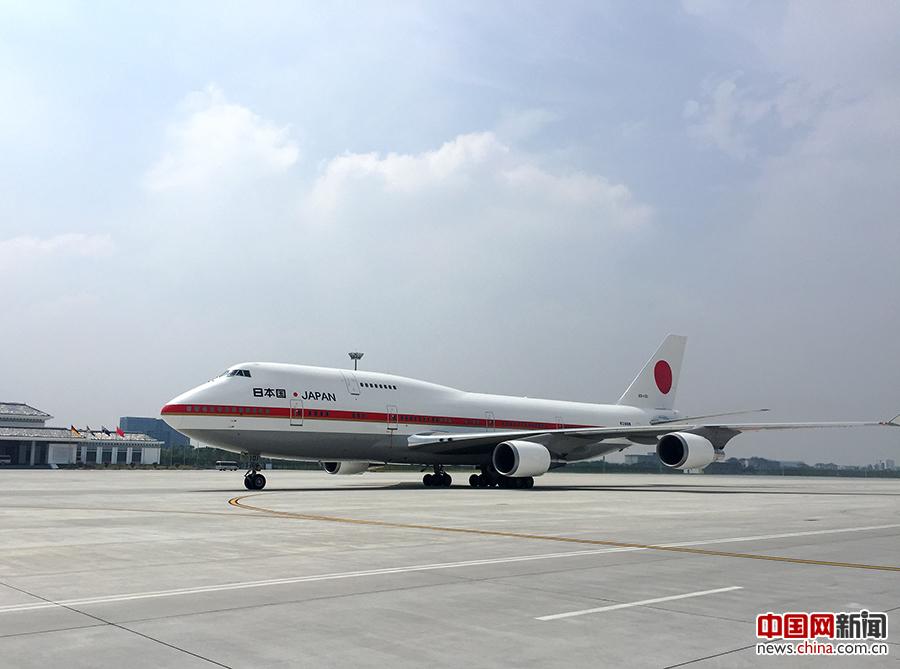 中国领导人有专机吗图片