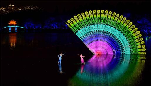 G20文藝晚會'最憶是杭州'是否驚艷到你