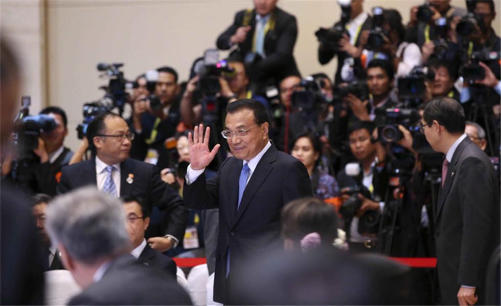 李克强:中国—东盟关系由成长期走向成熟期