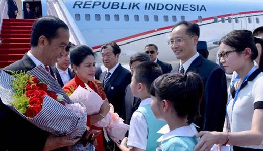 """印尼媒体:G20峰会使印尼和中国""""更靠近"""""""