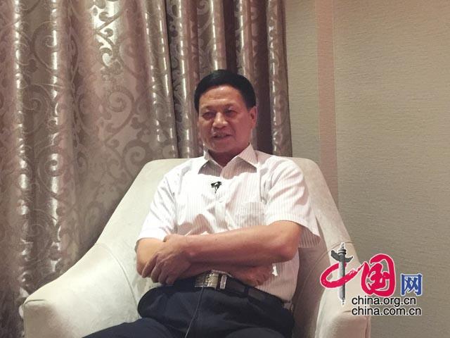来凤百姓网民政局长_梁卫:打造红色双拥是赣州民政义不容辞的责任_中国访谈_中国网