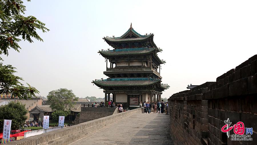 千年平遥城古韵悠悠 中国境内保存最完整的古代县城