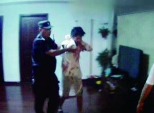 小偷入室盗窃遇上剽悍夫妻 被打浑