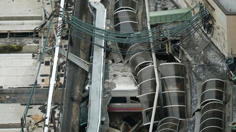 美国新泽西发生火车相撞事故 1人死亡逾百人伤