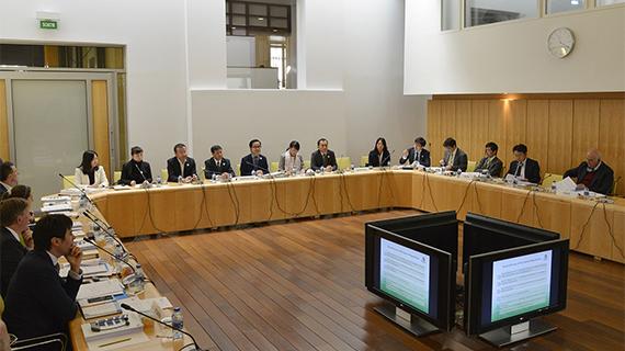 北京世园局代表团赴法参加国际展览局会议