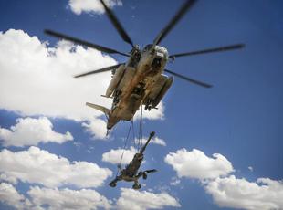CH-53E超种马:中国陆军最缺的就是这个装备