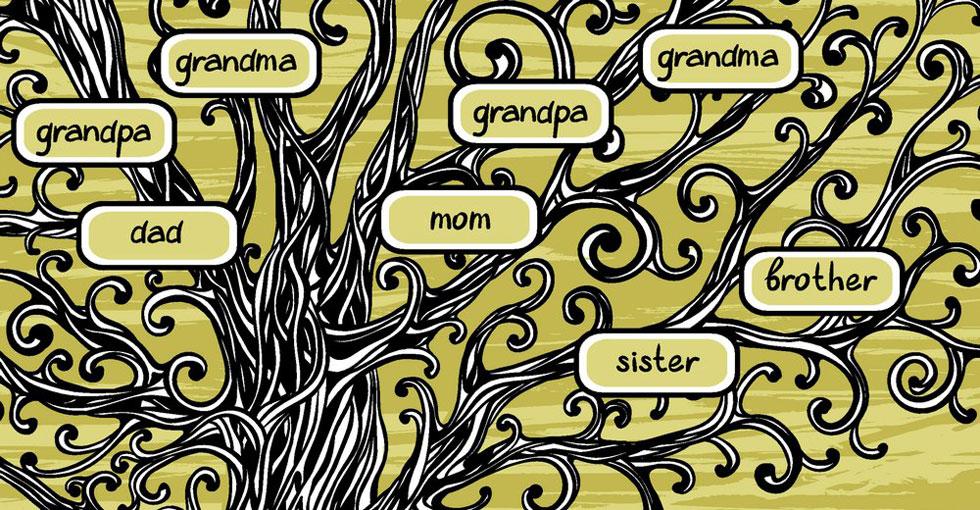 大家族:为家族打造的社交应用 在线修家谱