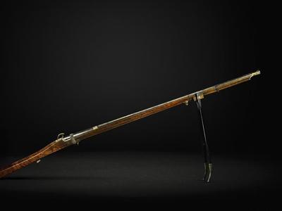 乾隆御用猎枪将于伦敦拍卖