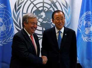 联大任命古特雷斯为下任联合国秘书长