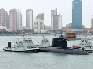 中国首艘核动力潜艇退出现役