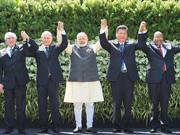 习近平访问柬埔寨、孟加拉国并出席金砖国家领导人第八次会晤
