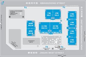 第十一届北京文博会主展场展区分布及展览介绍