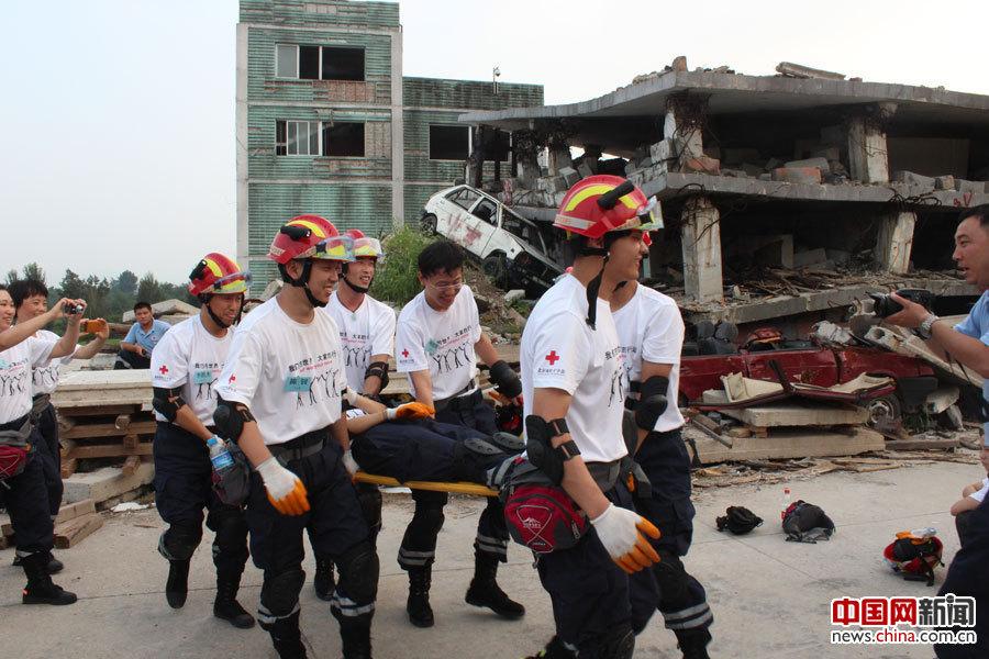 西城区红十字会开展应急救护培训
