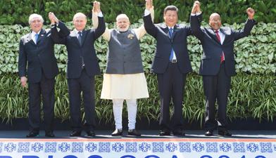 习近平访问柬孟两国并赴印度出席金砖峰会精彩图集