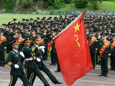 第31集团军举行转业干部退役仪式