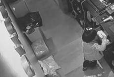 孕妇掩护儿童偷手机团伙十余名涉案人员被抓获(图)