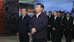 习近平:弘扬伟大长征精神 为实现中国梦奋勇前进