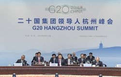 习近平:推动世界经济强劲、可持续、平衡、包容增长