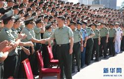 习近平:努力建设一支强大的现代化战略支援部队