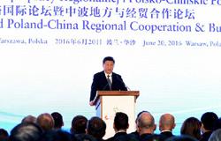 习近平:欢迎各国继续搭乘中国快速发展的列车
