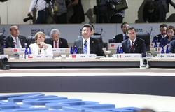 习近平:加强国际核安全体系 推进全球核安全治理