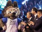 """俄罗斯:""""狼""""成为2018世界杯官方吉祥物"""