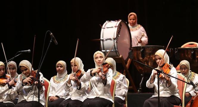 传播光明与希望——记埃及女子盲人乐团
