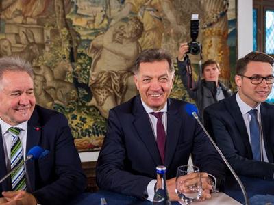 立陶宛公布新一届议会选举初步计票结果