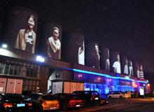 激光打造北京新景观