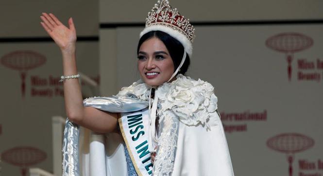 第56届国际小姐选美大赛决赛菲律宾小姐封后