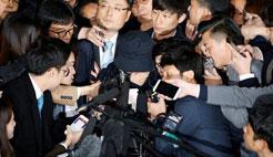 韩检方拘留崔顺实 称其有毁灭证据和潜逃可能