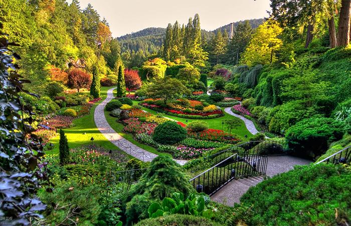 其他著名花園