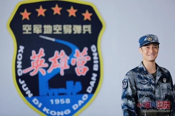 《真男2》进空军地导英雄营 杨幂蒋劲夫为谁流泪?