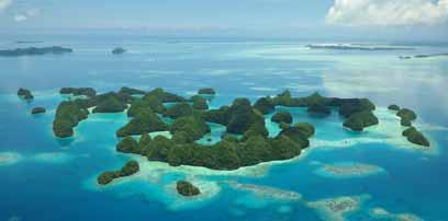 遇見帛琉:溫柔純凈 凝視遺忘心底的本真
