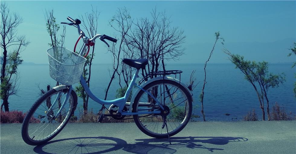 小蓝单车:让每次出行都轻松有趣