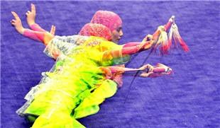 首届世界杯武术套路比赛在福州举行