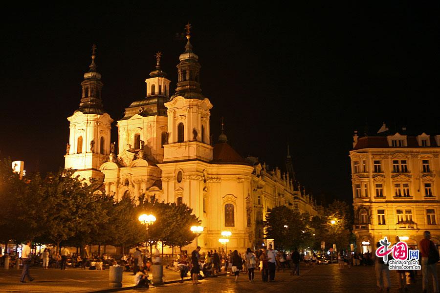 尼古拉斯教堂