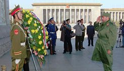 菲德尔卡·斯特罗去世 回顾其与中国情缘