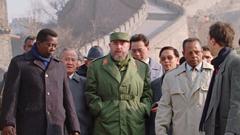 古巴革命领袖菲德尔卡斯特罗去世 回顾其与中国情缘