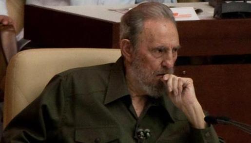 古巴革命领袖菲德尔·卡斯特罗去世