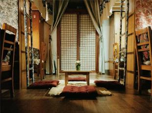 成都高校妹子打造最美和风寝室 看大学神奇宿舍