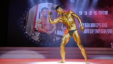 """军情24小时:军校健美大赛 二十""""铜人""""秀肌肉!"""