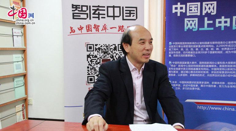 中国现代国际关系研究院副院长袁鹏