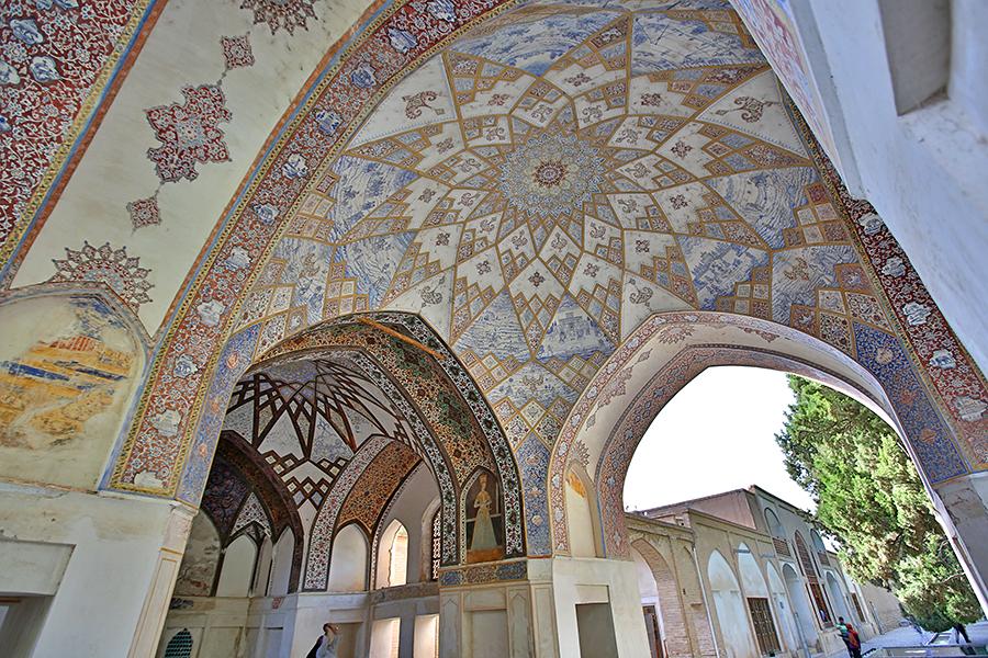 伊朗:费恩花园之装饰艺术
