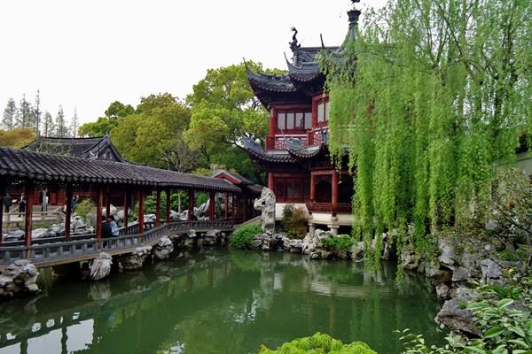 中国园林艺术与中国传统文化