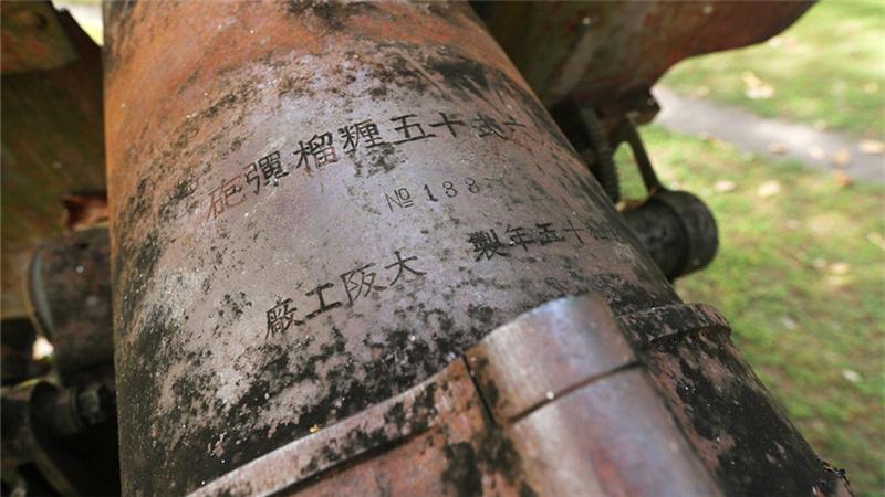 战争记忆:太平洋岛屿上的二战武器遗骸组照